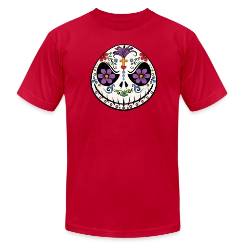 Sugar Skellington - Men's Fine Jersey T-Shirt