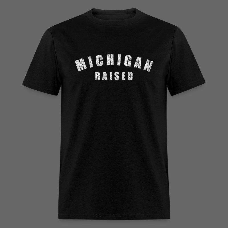 Michigan Raised - Men's T-Shirt