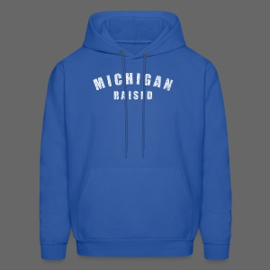 Michigan Raised - Men's Hoodie