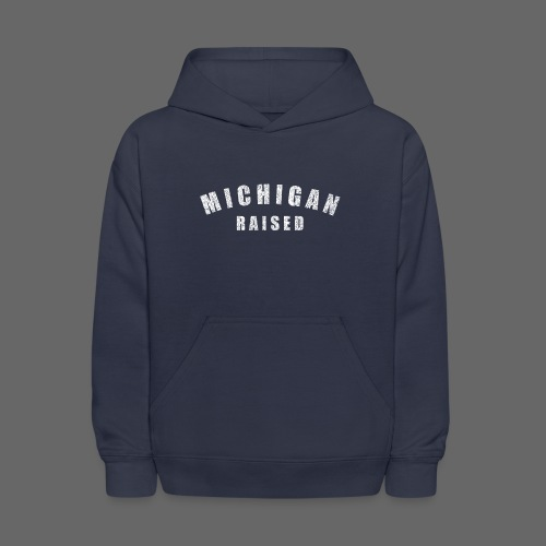 Michigan Raised - Kids' Hoodie
