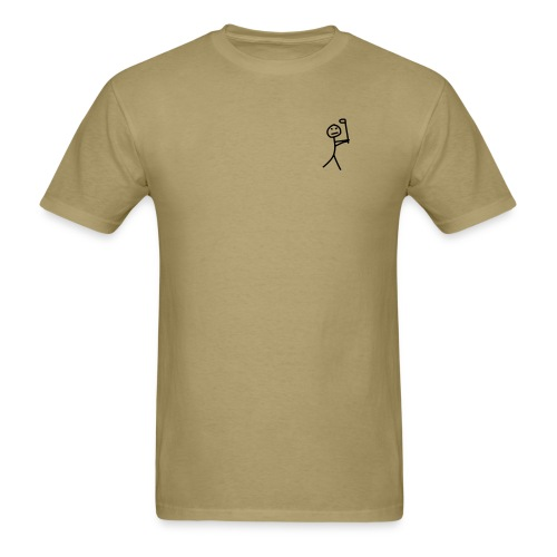 Golfer T Shirt - Men's T-Shirt