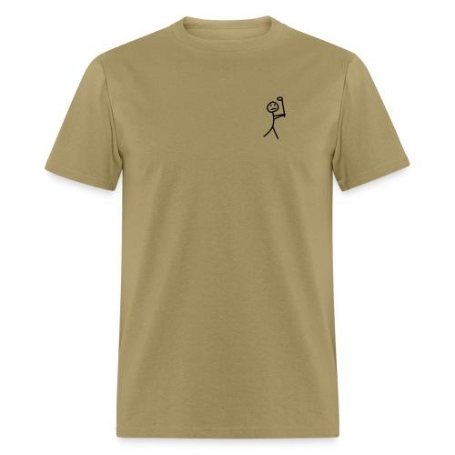 Golfer T Shirt - Men's T-Shirt