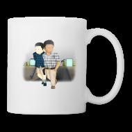 Mugs & Drinkware ~ Coffee/Tea Mug ~ Larry and Frank Mug