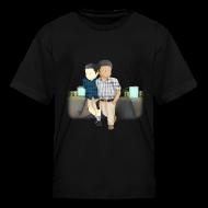 Kids' Shirts ~ Kids' T-Shirt ~ Kid's Larry and Frank T-Shirt