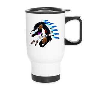 Warrior Horse - Travel Mug