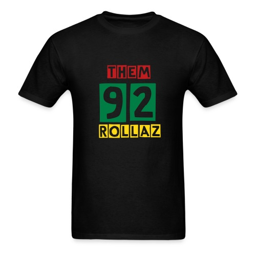 them 92rollaz - Men's T-Shirt