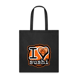 I LOVE SUSHI HQ Japanese Food Ed. - Tote Bag
