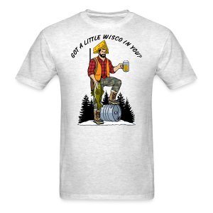 Capt'n Nort'woods (Digital Print) - Men's T-Shirt