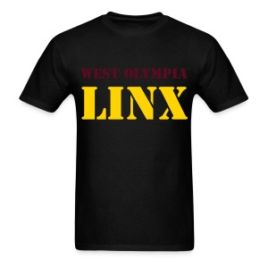 West Olympia Linx T-Shirt - Men's T-Shirt