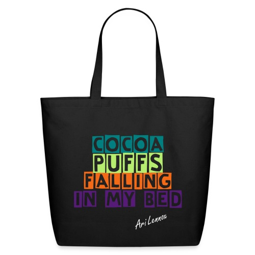 Cocoa Puffs Bag - Eco-Friendly Cotton Tote
