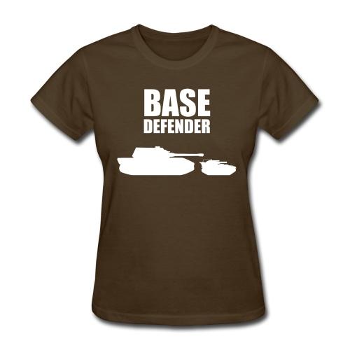 Base Defender (Women) - Women's T-Shirt