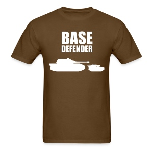 Base Defender - Men's T-Shirt