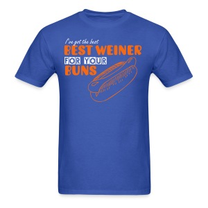 Best Weiner - Men's T-Shirt