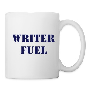 Writer Fuel -- Coffee Cup - Coffee/Tea Mug