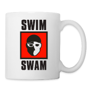 Mugs & Drinkware ~ Coffee/Tea Mug ~ SwimSwam Square Coffee Mug