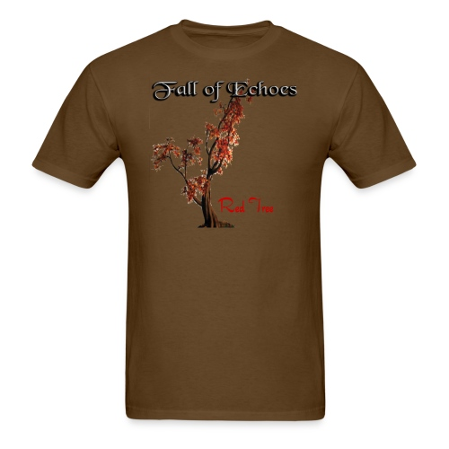 Fall Of Echoes - Band Shirt - Men's T-Shirt
