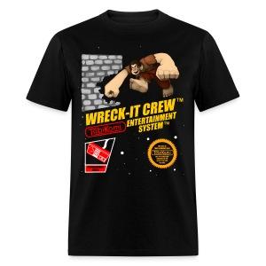 Wreck-It Crew T-shirt (Mens) - Men's T-Shirt