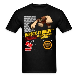 Wreck-It Crew T-shirt (Mens) - Men's T-Shirt
