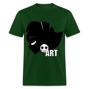 Tron Bonne Art T-shirt (Mens) - Men's T-Shirt