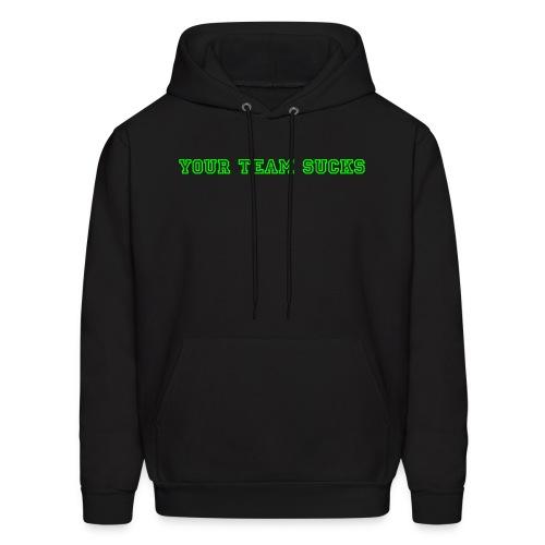 pregame better hoodie men's black - Men's Hoodie