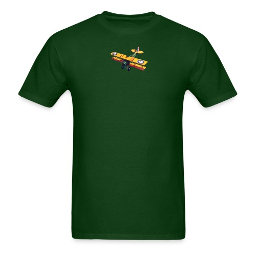 G-8 and His Battle Aces Plane Tee (M) - Men's T-Shirt