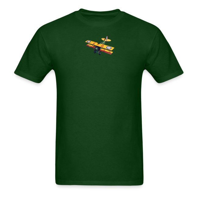 G-8 and His Battle Aces Plane Tee (M)