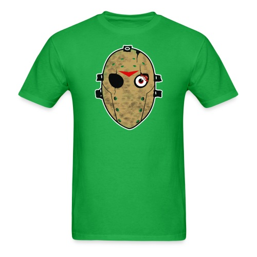 Horror Hockey Mask - Men's T-Shirt
