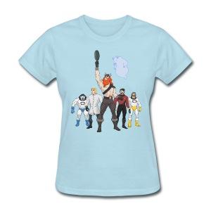 Ladies Tee: HoneydewYeaYea - Women's T-Shirt