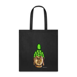 Hop Head Buddha Tote Bag - Tote Bag