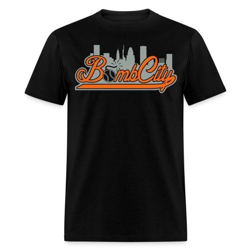 #BombCity - Men's T-Shirt