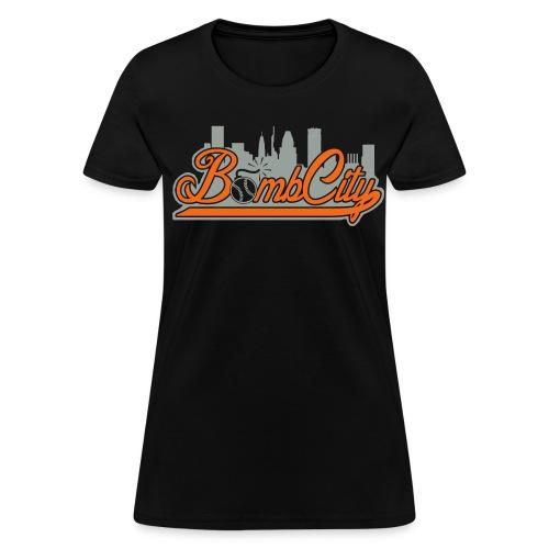 #BombCity - Women's T-Shirt