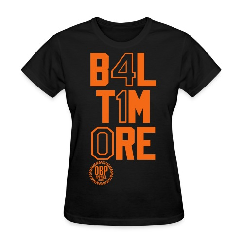 B4LT1M0RE - Women's T-Shirt