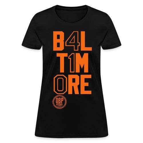 B4LT1M0RE - Women's T-Shirt