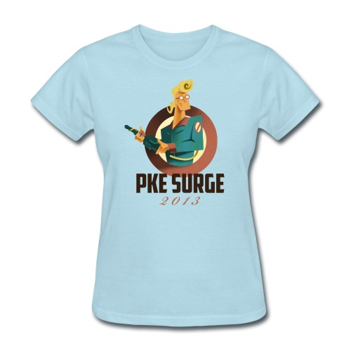 PKE Surge Ladies Cut - Women's T-Shirt