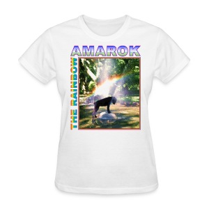 Amarok The Rainbow - Women's T-Shirt
