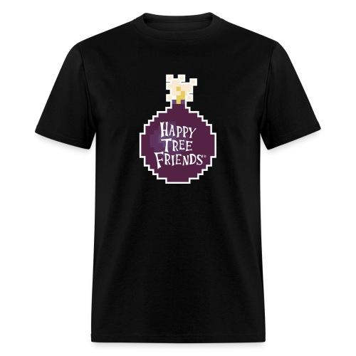 HTF- 8-Bit Bomb - Men's T-Shirt