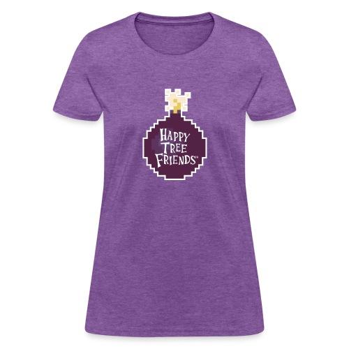 HTF- 8-Bit Bomb - Women's T-Shirt