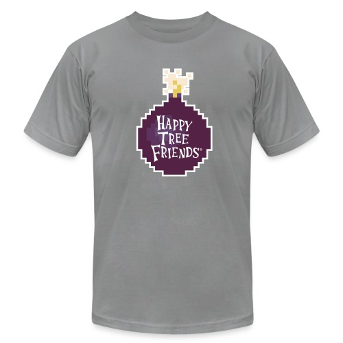 HTF- 8-Bit Bomb - Men's  Jersey T-Shirt
