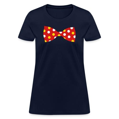 bowtie - Women's T-Shirt