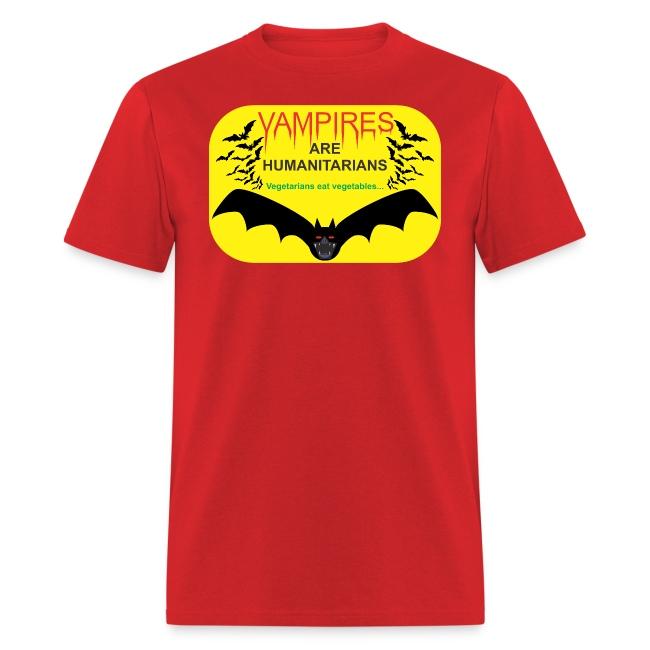 Vampire humanitarians