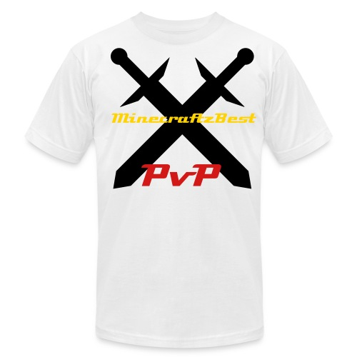 PvP(WhiteSuggeted) - Men's Fine Jersey T-Shirt