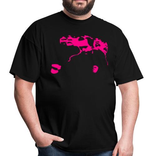 PINK NABBGUIRE - Men's T-Shirt