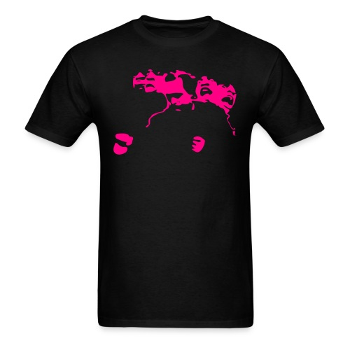 PINK NABBGUIRE - Men's T-Shirt