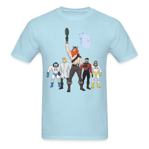 Mens Tee: HoneydewYeaYea  - Men's T-Shirt