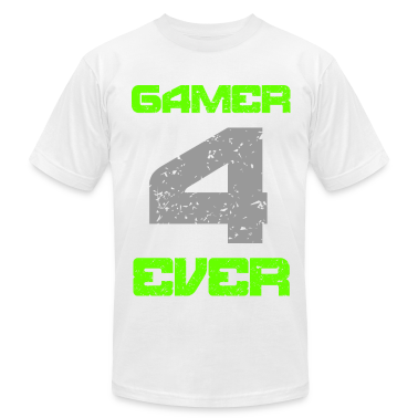 Gamer 4 ever T-Shirts