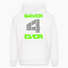 Gamer 4 ever Hoodies