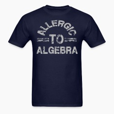 Allergic to Algebra