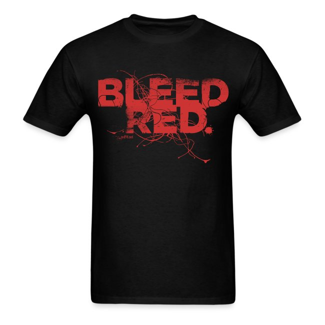 Bleed Red T-Shirt