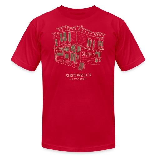 Shotwells Oldstyle Dark - Men's  Jersey T-Shirt