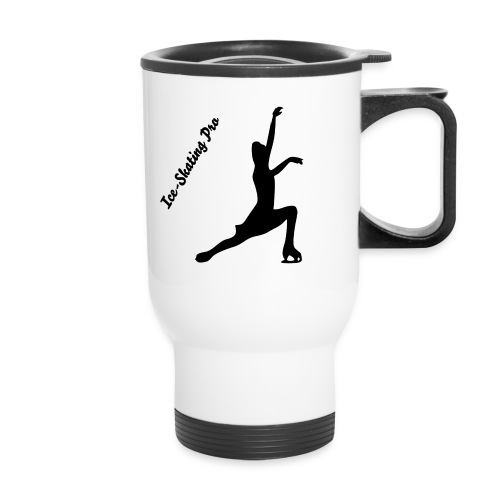 Ice-skating pro - Travel Mug